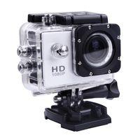 Wholesale SJ4000 Helmet Sports DV P Full HD H MP Car Recorder Diving Bicycle Action Camera Waterproof Q3051B