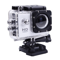 Sports Camcorders dvr - Top Quality Waterproof SJ4000 Car Camera Recorder Helmet Sports DV P Full HD H MP Car Dvr Diving Bicycle Action Camera Q3051B