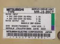 Wholesale MR J2 CT MITSUBISHI SERVO DRIVE UNIT