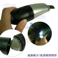 Wholesale Creative USB Mini Keyboard Mini Vacuum Cleaner Clean easy to use color random fat