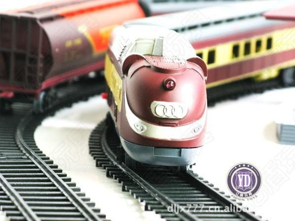 Harmony Rail Train Toy HR Ultra-luxury Vertical Electric Train ...