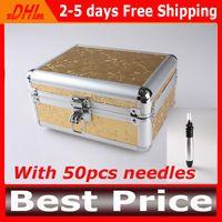 Cheap 0.25mm Auto Electric Dermapen Best Cell Regeneration 2mm Derma Rolling System Pen