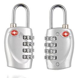 Wholesale S5Q Dial TSA Combination Padlock Luggage Suitcase Bag Travel Security Lock New AAAAMW