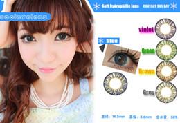 Wholesale pairs VOV Contact lenses lens Color Contact Tones colors EYE