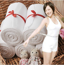 Wholesale cm M size maternity gauze abdomen belt woman puerperal bellyband staylace white color