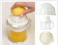 Wholesale Multi Manually Fruits Juicer ml Capacity Orange Lemon Squeezer Machine Baby Supplies