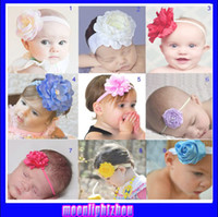 Headbands Cotton Patchwork BABY Girl's Hair Headbands girls hair clips ornaments babys flower Headbands Childrens Hair Accessories 1193531507 ty c