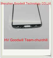 For Samsung Touch Screen  3colors Opening Tools and 3M Adhesive with Touch Screen Outer Glass front lens for Samsung Galaxy Mega i9200 9200 with logo churchill