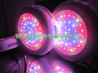 Wholesale W UFO Led Grow Light Full Spectrum IR Flower X3W LEDs Pro Grow Lamp Panel