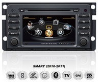 Wholesale Car DVD for Benz Smart with Gps inch RDS iPod Radio Bluetooth G Wifi disc copying S100 platform