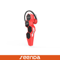 Wholesale Seenda in Wireless Bluetooth V4 NFC Headset Headphone IBE for iphone ipad Tablet PC smartphone MP3 MP4 Computer
