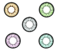 Wholesale HOT SELL60pcs pairs VOV NUDY Contact lenses lens Color Contact Tones colors EYE