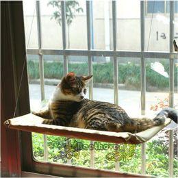 Горячий продавать New Window Mount Cat Bed Pet гамаке Солнечный сиденья Pet кровати с Коробка цвета Пакет