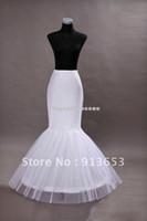 accessories mermaids - HOOP Mermaid Trumpet Petticoat Crinoline Bridal Petticoat Underskirt Crinoline Bridal Accessories