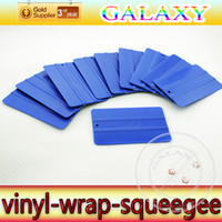 Wholesale Hot Sale Car Wrap Paste Tools Soft Car Squeegee With Size x8cm Colors For Option PT A14