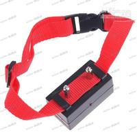 Wholesale LLFA4123 Anti Bark Dog Training Shock Control No Barking Collar