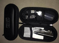 Electronic Cigarette Set Series  Ego CE4 Starter Kit Kits CE4 Atomizer Ego-T 1100mah 1100 mah battery Case Cases Packing e Cig cigs Electronic Cigarette packaging