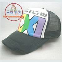 Wholesale Truck cap mesh cap summer general w3800