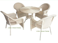 Wholesale rattan garden furniture set garden furniture