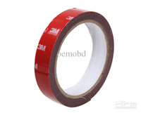 Wholesale M Genuine Foam Double Face Sided Adhesive Tape for Auto M Foam Double Sided Tape so cheap