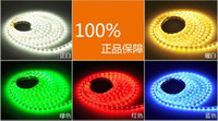 Wholesale 50m DC12V M LED Non Waterproof Strip Light Red Blue Yellow Green White LED Strip LED tape tira de LED faixa de LED