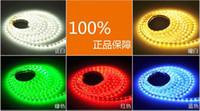 Wholesale 50m DC12V M LED Non Waterproof Strip Light Red Blue Yellow Green White LED Strip LED tape tira de LED faixa de LED
