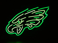 Wholesale PHILADELPHIA EAGLES FOOTBALL BEER BAR PUB NEON LIGHT SIGN
