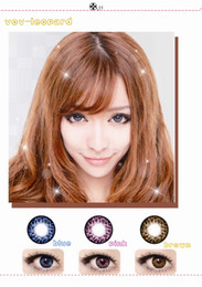 Wholesale pairs VOV leopard print Contact lenses lens Color Contact colors EYE