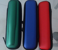 Electronic Cigarette Bag For E-Cigarette  Electronic cigarette case Ego Bag Hot selling Ego Case Ego Zipper Carry Case for CE4 CE5 EVOD ego kit ego twist single kit DHL free shipping
