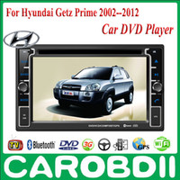 1 DIN Special In-Dash DVD Player 3.5 Inch Hyundai Getz Prime Android Car DVD GPS Radio Player 2002 2003 2004 2005 2006 2007 2008 2009 2010 2011 2012 Russian menu