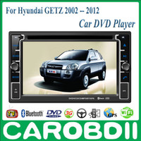 1 DIN Special In-Dash DVD Player 3.5 Inch car dvd Android Car GPS HYUNDAI GETZ 2002 2003 2004 2005 2006 2007 2008 2009 2010 2011 2012 With Wifi TV RDS