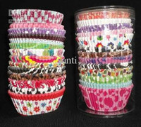 Wholesale Wedding party baking cups cupcake liners muffin cases paper