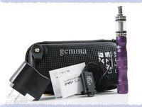 Wholesale Hot item x6 clearomizer Lava Tube VV E Cigarette X6 mAh For Christmas Gift ml liquid refillable E Cigarette DHL