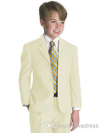 Wholesale Hot sale New More popular Kid s Complete Designer Boys Formal Occasion Jacket Pants Tie Vest shirt