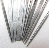 Carbide Taper Needle Files Metal Craft Tool 10 Set Durable Needle Files Jewelers Diamond Wood Glass Stone Carving