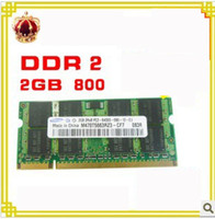Wholesale 2GB pc2 ddr2 MHz pin sodimm Laptop notebook RAM SO DIMM G PC2 MHZ MEMORY DDR2 ram