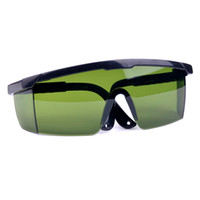 Wholesale Anti Laser Safety Glasses Eye Protection Green Lens CL