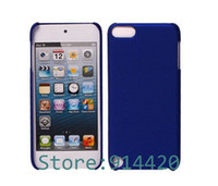 Wholesale Touch hard cover Rubber Hard Case Cover for iPod touch itouch g DHL Shipping50pcs