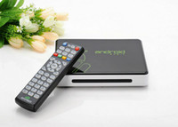 Wholesale 2013 Best sell Android TV Box Full HD Media Player android smart tv box