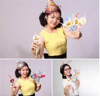 Wholesale Long Drinking Straw Bar Home Bendy Sucker Cute Zodiac Shape Cocktail Party Drink Straw Zodiac