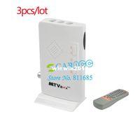 2.1 Included 17306# 3pcs lot CRT LCD TV Top Set Box Digital Computer VGA TV Programs Tuner Receiver Dongle Monitor 17306
