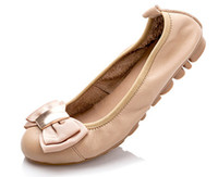 Wholesale 2014Wholesale NEWEST sexy comfortable women spring flat shoe soft and comfortable office shoes dress colorful girl shoes ladle shoes