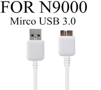 For Samsung   USB Charger Cable For Samsung Galaxy Note 3 N9000 1:1 1M 3FTMicro USB Charging Cable Cord Adapter For Samsung Galaxy Note3 N9006 N9008