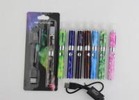 starter - New Artist MT3 eVod Starter Kit ego Blister kits Clearomizer Rechargable eVod Battery mah mah mah DHL Free Mix Order
