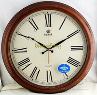 Wholesale Overlooks wall clock wool clocks fashion quartz clock music clock