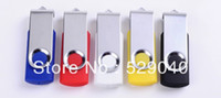 Wholesale Swivel Rotating Pen Drive USB Flash Driver Memory Stick Pendrive GB GB GB GB