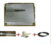 Wholesale Freeshiping sqm W DB CDMA MHZ CELL PHONE SIGNAL booster CDMA repeater dbi yagi antenna