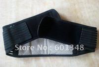 Waist Support Yes belt Wholesale - Free shipping&50pcs lot,self-heating natural sporting Athletic belt,Tourmaline belt,black,1200gauss