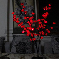 Wholesale Artificial indoor Flowers Lights Holiday led tree lighting bulbs