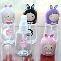 Wholesale Whole sale Mini ml Facial Steamer Spray Bottles Toning Lotion Spraying bottles